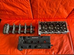 04-08 Acura Tsx - K24a2 - 3 Lobe - Ivtec Rbb Cylinder Head - Complete W/ Cams