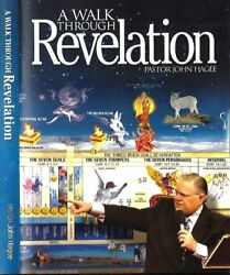 A Walk Through Revelation In Depth-study - 4 Dvds - John Hagee - Great Condition