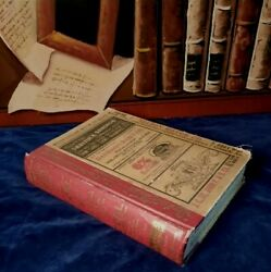 Colorado Springs 1927 Rl Polk City Business Directory County Reference Guide Co