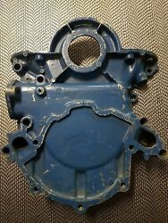 1968 1969 Mustang Gt Shelby Torino Mercury Cougar+ 289 302 Timing Cover Ford V8