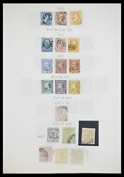 Lot 33662 Stamp Collection Netherlands 1852-1995.