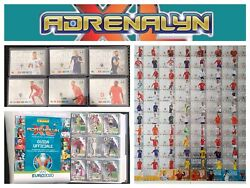 Panini Adrenalyn Xl Euro 2020 Masterpiece Set With All 136 Limited Edition Cards