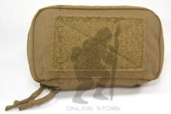 Tactical Tailor Fight Light Molle E And E Horizontal Utility Pouch - Coyote Brown