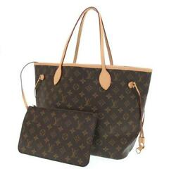 Louis Vuitton Monogram Neverful Mm With Pouch M40995 Rank Previously No.9916