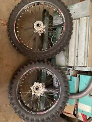 Tusk Impact Wheels For Ktm With Tubeless System