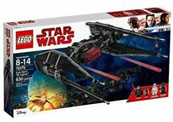 Lego Star Wars The Last Jedi 75179 Kylo Renand039s Tie Fighter - Factory Sealed - New