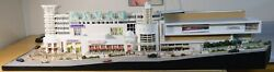 One-of-a-kind Architectural Model Of Towson Town Center In Maryland