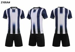 Soccer Uniform18 Each Jerseys With Numbers On Jerseys Only Shorts No Socks