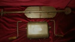 Hand Generator Gn-58 Us Army Signal Corps Used For Greek Royal Gendarmerie