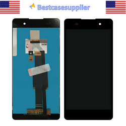 For Sony E5 F3311 F3313 C1604 Lcd Display Touch Screen Digitizer Black