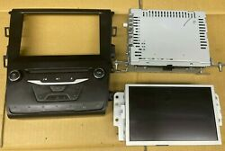 2013 2016 Ford Fusion Hybrid Complete Radio Info Display Screen Sync