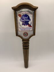 Pabst Blue Ribbon Beer Tap Handle