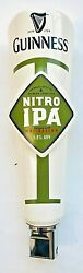 New Guinness - Nitro Ipa - Beer Tap Handle - 7 3/4 - Shorty