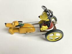 Manufactured By Young Epoch Retro Toy Collection Mickey Pluto