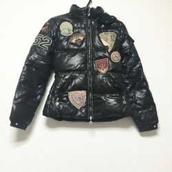 Auth Moncler Badia Special 45389-50-68950 Womens Down Jacket 0