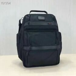 Used Tumi Backpack Nylon Blk 1173471041 Alpha3 Brief Pack Bag $158.00