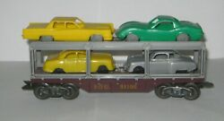 Marx - Southern 51100 Auto Carrier Transport With 4 Cars