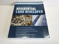 Be A Successful Residential Land Developer By R. Dodge Woodson