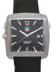 Tag Heuer Battery Replaced Professional Golf Watches Wae1116.ft6004 Mens Quartz