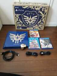 Playstation 1tb Dragon Quest Lotto Edition 11s Ghost Of Tsushima Ball Set