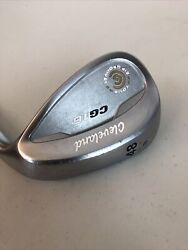 Nice Cleveland Cg16 48° Two Dot 48•08 Tour Zip Grooves Wedge 7320