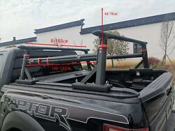 For Ford F-150 Roof Rack Cargo Luggage Carrier Bar Racks Pickup Truck Bed Rack