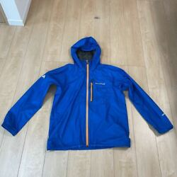 Montbell Trent Flyer Jacket Blue System Gundam Color Outdoor Mountain Climbing