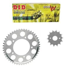 D.i.d Did 530 Vx Gold Chain Jt Sprockets For Honda Cm 400t 1979-81 16t/35t