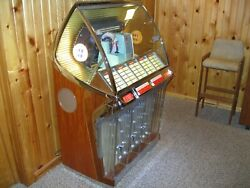 Seeburg R Selectromatic Jukebox Completly Refurbished And Ready To Play