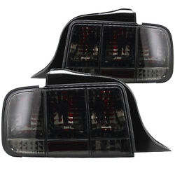 For 2002-2009 Mustang Tail Signal Lights Sequential Smoke 05 06 07 08 09