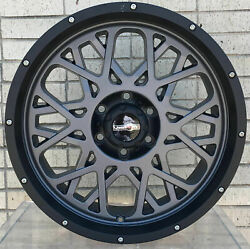 4 Wheels Rims 20 Inch For Ford Expedition Lincoln Navigator Mark Lt - 2538