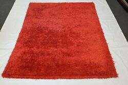 8and0390 X 10and0390 Ft. Shag Oriental Wool And Silk Area Rug