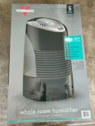 Ultrasonic Humidifier Whole Room Ultra3 Led Lights Quiet Operation Home, New