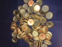 200 Yuengling Beer Bottle Caps Crafting Screw Top Not Bent Washed