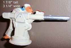 Lead Toy Soldier Navy Sailor Gunner Unmarked Item Might Be Barclay