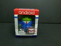 Android Gmail Mini Collectible Vinyl Figure. Ultra Rare. Google Employees Only