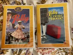 Disney Polly And Polly Cominand039 Home Dvd Set. Movie Club Exclusive New And Sealed