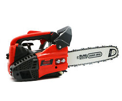 12and039and039 Gas Chainsaw Top Handle Gasoline Chain Saw 25.4cc 2-stroke Petrol Chainsaws