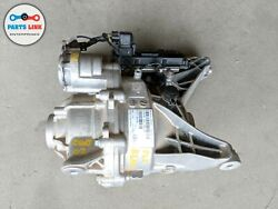 2020 Range Rover Evoque L551 2.0l Gas Rear Axle Differential Carrier Assembly 2k