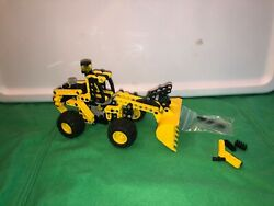 Lego Technic Front End Loader 8453 Used In Excellent Condition 100 Complete