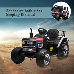 Electric 12v Kids Ride On Car Tractor Vehicle Battery Powered W/ Remote Control