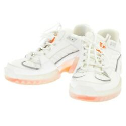 Pre-owned Authentic Louis Vuitton Menand039s Sneakers White 7 1/2 Low-cut 1a8j1v