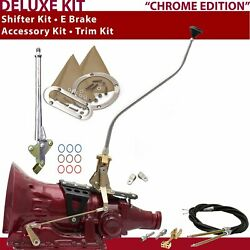 Fmx Shifter Kit 23 Swan E Brake Cable Clevis Trim Kit For D236b