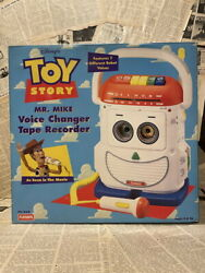 1990 /toy Story/toy Story/mr. Mike/mr. Mike At The Time Boxed Vintage Thinkway