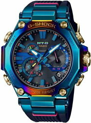 Stock Casio Wristwatch G-shock Mt-g Bluetooth Equipped With Radio Wave No.901