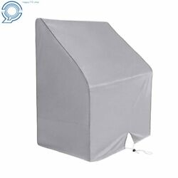 Gray Waterproof Heavy Duty Boat Center Console Cover Fits Up 36w X 44l X 60h