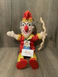 The Puppet Company Ltd Punch And Judy Punch Puppet With Baby Plush Soft Toy