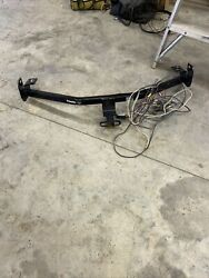 Trailer Tow Hitch For 12-18 Ford Focus W/ Wiring Harness Kit Used Off A 17