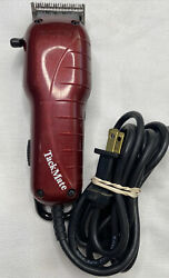 Andis Tackmate Adjustable Equine Grooming Blade Clippers Only -read Details Us-1