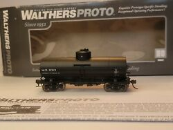 Walthers Proto Ho Type 21 Acf 10000 Gal Insultanted Tank General Amer Gatx 37373